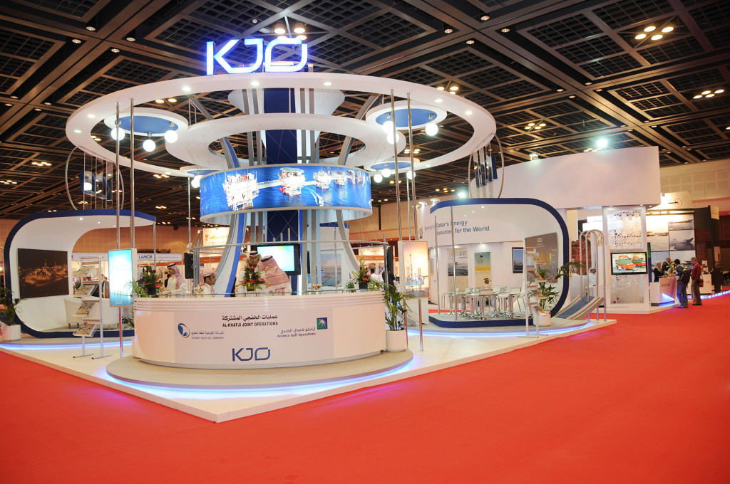 Bahrain International Exhibition Centre GEO 2010 Miraj Media