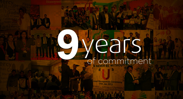 Miraj 9th Anniversary