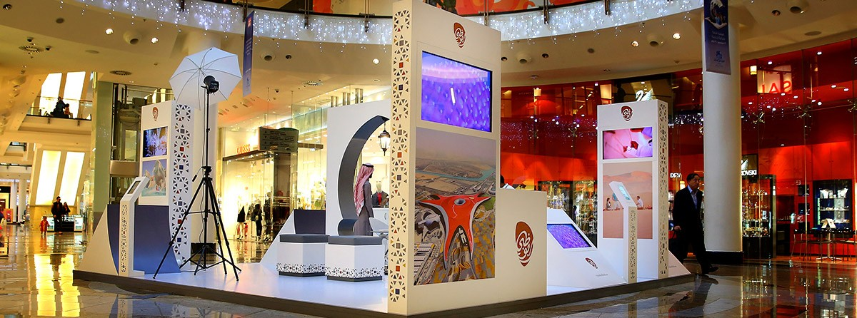 Exhibition Stand Abu Dhabi : Abu dhabi tourism exhibition stands