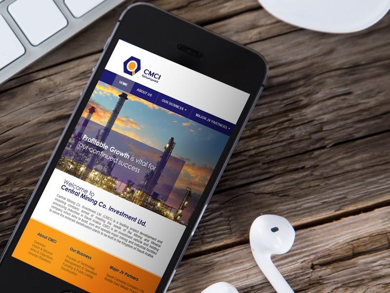CMCI | Web Graphic Design and Development