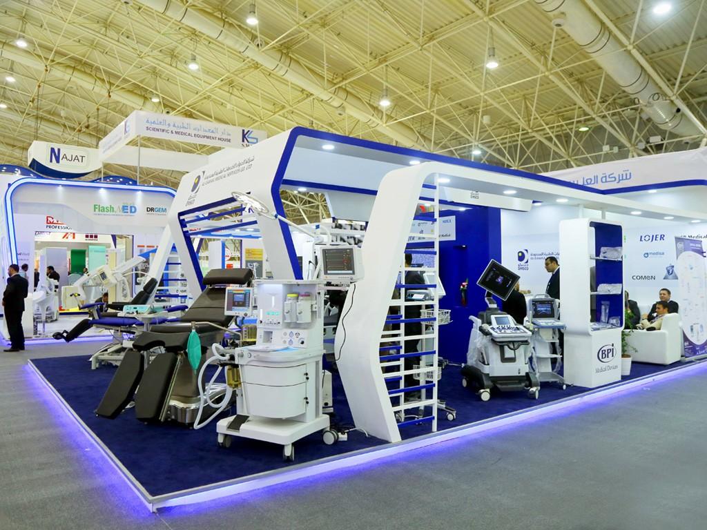 International Exhibition Stand Design : International exhibition stand design saudi