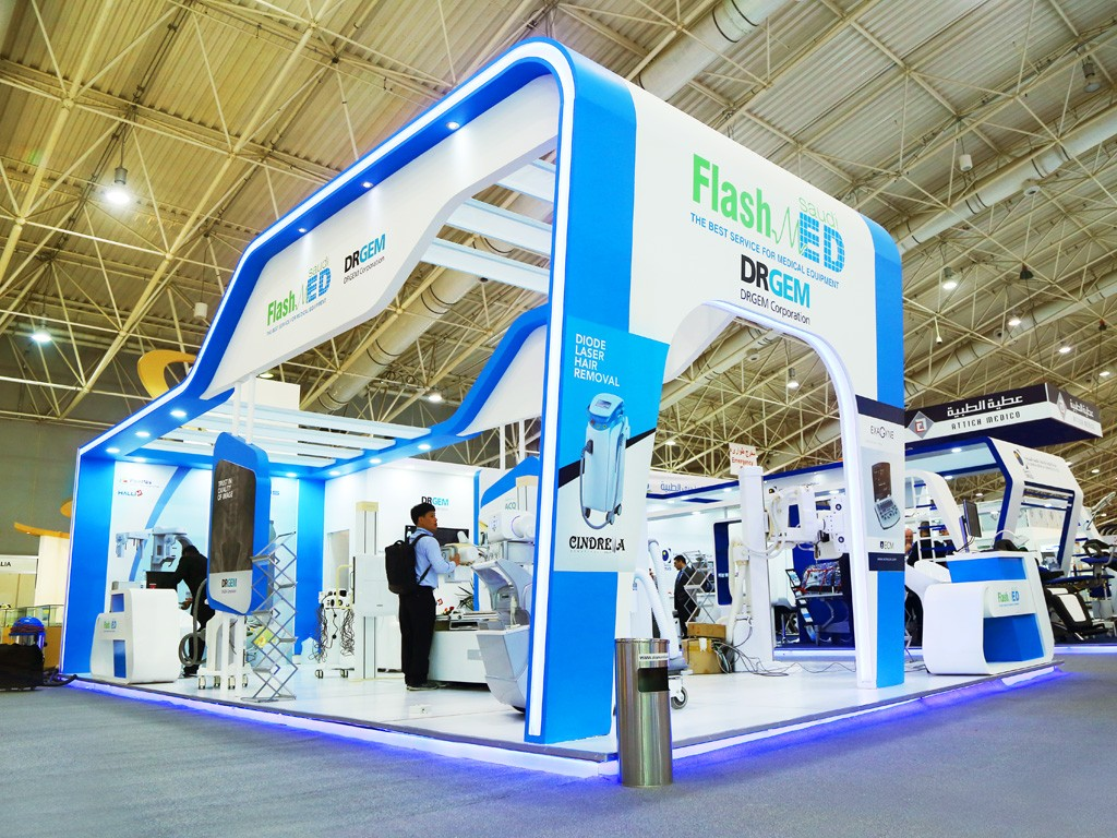 Exhibition Stand Builders Leicester : Exhibition design saudi arabia stand builders